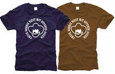 Chuck Norris niest mit offenen Augen  - Herren-T-Shirt, Gr. S b is XXL