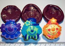 Faccia da clown Decorazione per Torta Muffa Stampo cup cake topper glassa