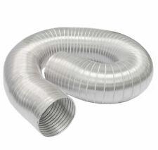 Alu Flex Rohr 3m Flexschlauch 75 - 500mm Schlauch Aluminium Flexrohr Aluflexrohr