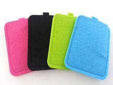 Handy Schutzhülle Filz in versch. Farben  Handytasche Handyhülle Hülle Tasche