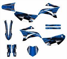 TTR 125 graphics for 2008 2009 2010 2011 2012 2013 2014 2015 #2001 Blue