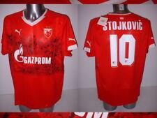 Red Star Belgrade STOJKOVIC Puma XL BNWT 3rd Shirt Jersey Soccer Yugoslavia