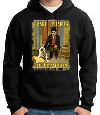 Sudadera Con Capucha Charlie Chaplin The Champion  Hoodie