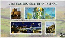 GREAT BRITAIN 2008 CELEBRATING NORTHERN IRELAND F.USED.