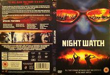 Timur Bekmambetov NOCHE WATCH Rusia Horror GB DVD Edición Limitada 2-Disc