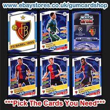 Match Attax 2016/2017 Champions League (Basel) *Please Choose Cards*