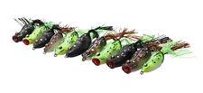 SAVAGE GEAR 3D Pop Frog & 3D Walk Frog 55mm / 70mm Frosch Oberflächenköder