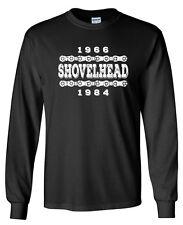 SHOVELHEAD  66-84 LONG SLEEVE T-shirt -  Harley Davidson Sturgis