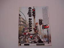 advertising Pubblicità 1971 MOTO MOTOBECANE 125 L