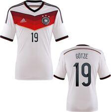 Trikot Adidas DFB WM 2014 Home - Götze 19 [164 bis XXL] Fußball Deutschland