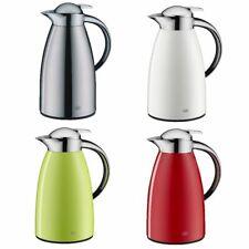 alfi Isolierkanne Signo 1,0L | Isokanne Kaffeekanne Teekanne Kanne Thermoskanne