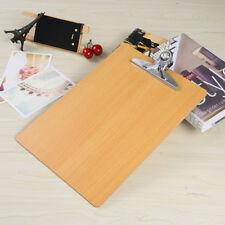 Clipboard 3mm-Thick Profile Clip Hardboard