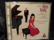 Mozart/Beethoven-Piano Concerto No.23/No.1-Huang-Masur