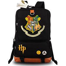 Movie HP Harry Potter Hogwarts Schoolbag Backpack Bags Laptop Outdoor Bags 17''