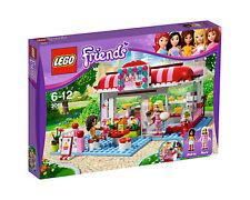 LEGO FRIENDS CITY PARK CAFE 3061 NIB Free Shipping