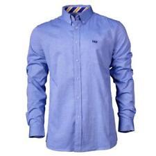 Rupert & Buckley Long Sleeve Brockley Oxford Shirt Slim S-L BNWT RRP £43.94 Blue