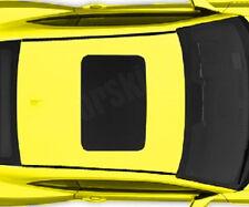 2010 2011 2012 2013 2014 2015 Chevy Camaro Vinyl Roof Trim Overlay