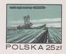 POLAND 1989 **MNH Postcard Cp#1005 45 years Polish People's Republic -