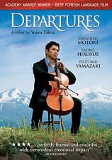 Departures DVD, Yukari Tachibana, Tatsuo Yamada, Tôru Minegishi, Tetta Sugimoto,