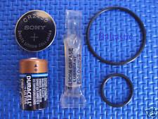 Battery Kit: Oceanic VT3, VT4, VT Pro Recv & Trans Complete