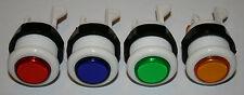 Arcade Botón N º 4 Botón de accionamiento NUEVO Push Button Micro Mame Máquina