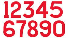 Felt England 1986 Football Shirt Soccer Numbers Heat Print World Cup Jersey Iron