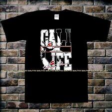 NEW Men's MARILYN MONROE CALI LIFE Black T Shirt forever ca republic ink tattoo