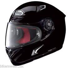 X-Lite X-802R Start Gloss Black Full Face Motorcycle Helmet - LAST Size XS , XL
