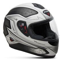 Zoan Thunder Electra Snow Helmet w/Electric Shield Matte White