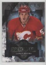 2011-12 Upper Deck Artifacts Emerald #155 Lance Bouma Calgary Flames Hockey Card