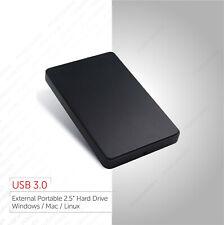 """External 2.5"""" Portable Hard Drive USB 3.0 :: 250GB 320GB 500GB 1TB ::1Y Warranty"""