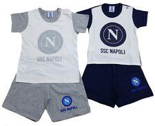 Completo neonato 2 pezzi SSC Napoli calcio PS 19569