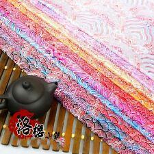 Chinese Costume Tang Han Dress Baby Clothes Kimono Cos Silk Satin Fabric Wavys