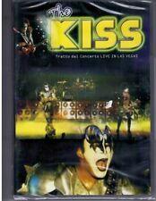 """KISS Tratto dal concerto"""" LIVE IN LAS VEGAS """" DVD RARO Nuovo Sigillato"""