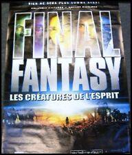 FINAL FANTASY Affiche Cinéma Originale / French Movie Poster