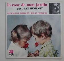 JEAN HUMENRY La rose de mon jardin 17442