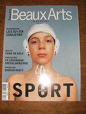 Beaux Arts Magazine N°243 Pettibon Céramique précolombienne Sport Matisse Kimura
