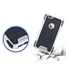 Robuste Handy Hülle Case Premium Cover Carbon Design stoßfest für iPhone 7
