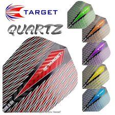 6 Dart Flights Target Vision Ultra QUARTZ No. 6 - Farbe wählbar