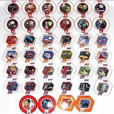 * Disney Infinity 2.0 Power Disc Marvel Heros Complete Your Set Works in 3.0  👾