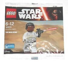 LEGO STAR WARS - FINN FN-2187 POLYBAG FIGURE + FREE GIFT - RARE - FAST - SEALED