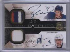 2010 Upper Deck The Cup #SP2-TJ Taylor Hall John Tavares New York Islanders Auto