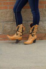 Very Volatile | Rio Grande Cowgirl Boots Camel
