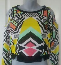 Juniors Top Bongo Tribal Shirt S/Small M/Med L/Large XL Plus 1X 2X 3X NWT $20