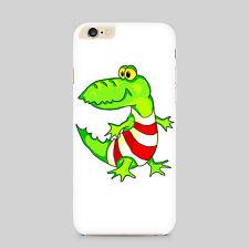 Cartoon Crocodile Cute Animal Phone Case for IPhone HTC Samsung Sony LG Huawei