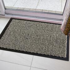 Kitchen Barrier Runner Mat Non Slip Commercial Washable Durable Beige Door Mats