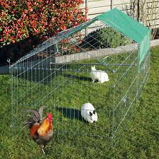 Freilaufgehege Kaninchen Auslauf Freigehege Hasen Nager Freilauf 3 Größen