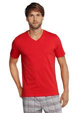 SCHIESSER Hombres Mix & Relax Camiseta Manga Corta T-Shirt 48-66 S-7XL informal