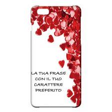 Cover Case Custodia Apple iPhone Love Personalizzata