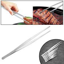 Kitchen BBQ Food Tweezers Barbecue Tongs Churrasco Tool Beef Clip